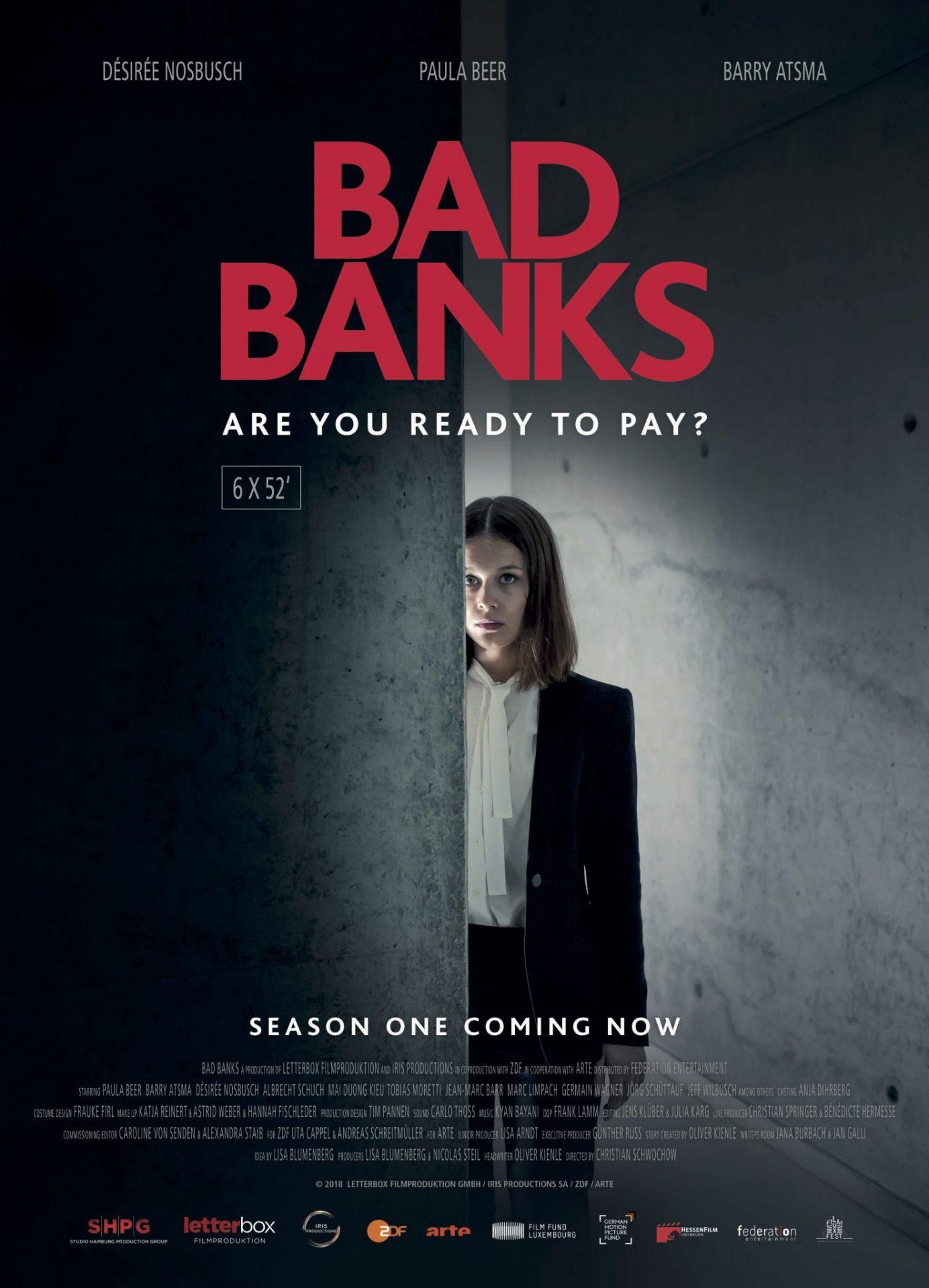 Bad Bank Serie