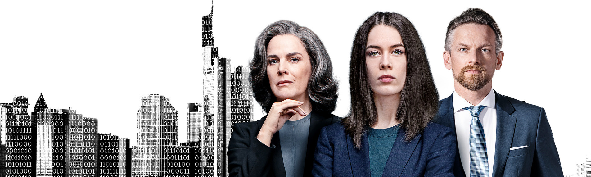BAD BANKS – SEASON TWO ON ARTE, ZDF AND RTL IN FEBRUARY